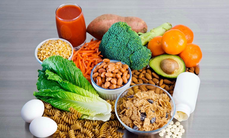 Healthy nutrition for pregnancy preparation
